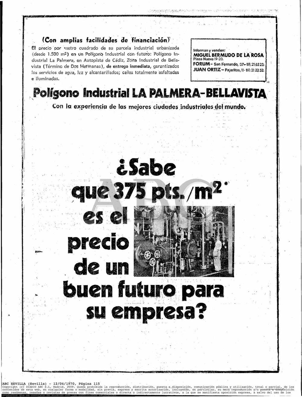 12 de Abril de 1970