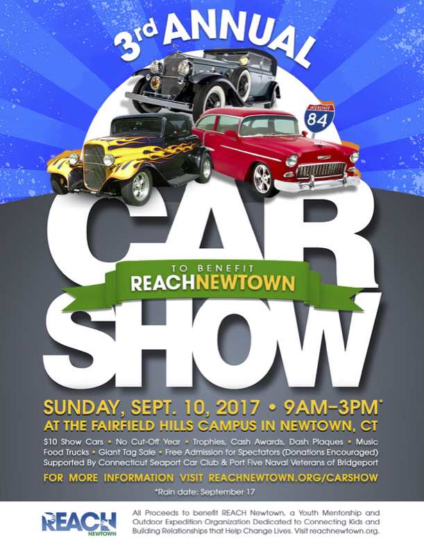 Rd Annual Car Show REACH Newtown - Car show trophies dash plaques