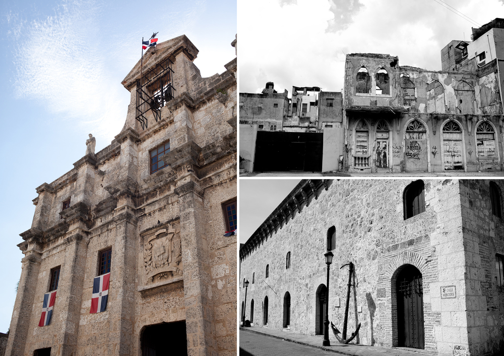 Last day was spent exploring Santo Domingo and the Colonial part of town