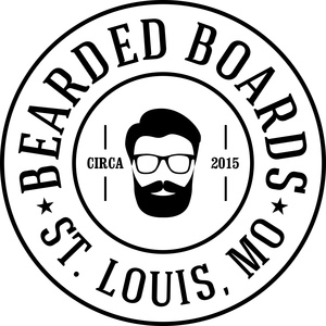 Bearded Boards STL