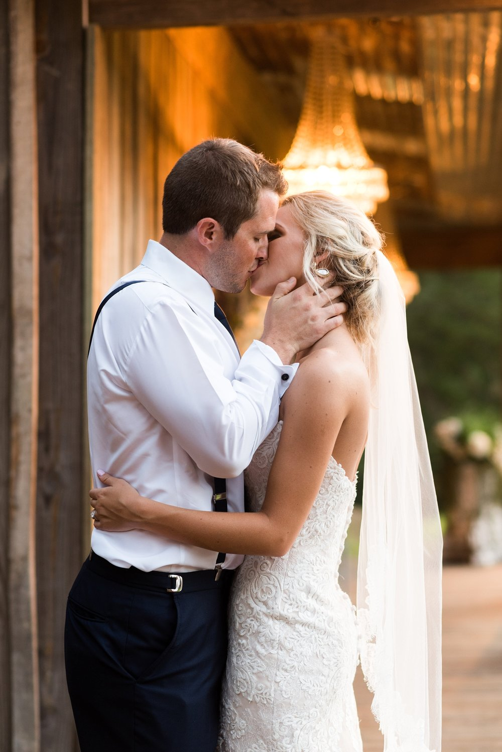CORY & HALEY | FULLER WEDDING | CREEKSIDE MEADOWS -Laura Wilkerson Photography