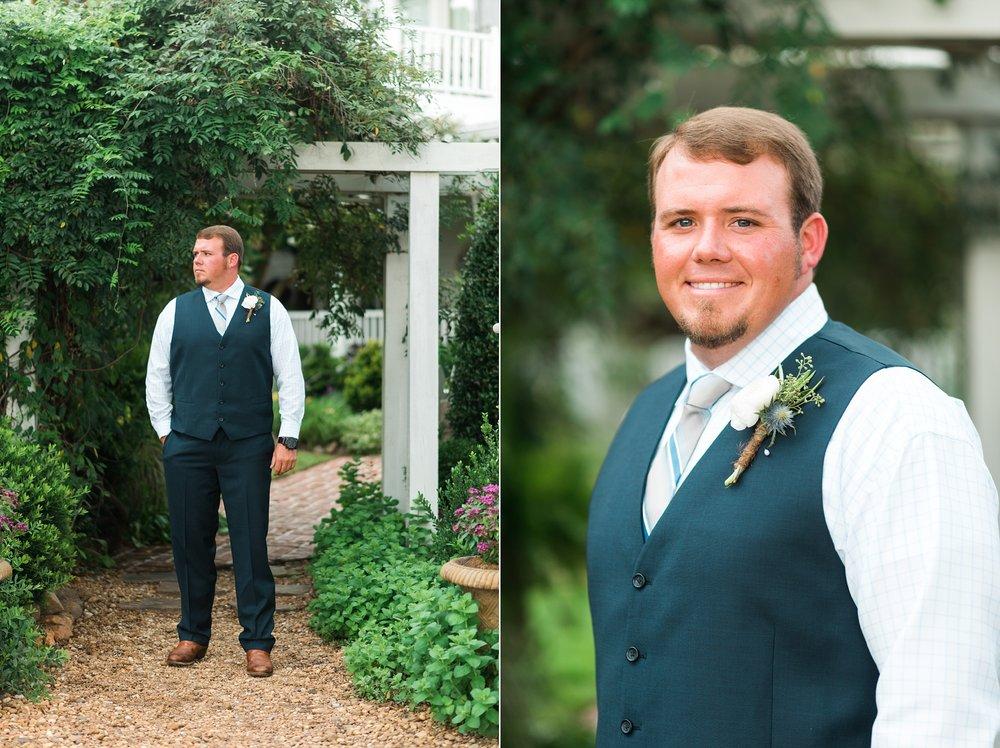 TYLER & KRISTIN | LAYMON WEDDING | SWEET MEADOW FARMS