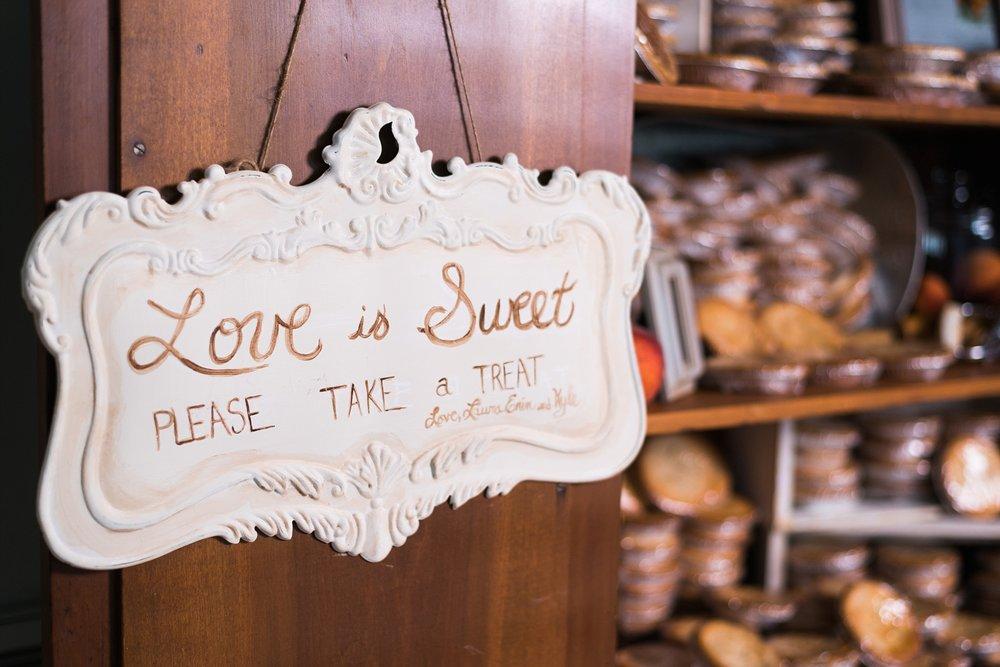 DIY Wedding Favors | Kyle & Erin | Scarbrough Wedding | Children's Harbor | Laura Wilkerson Photography