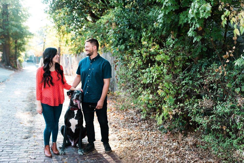 KEVIN & MARY | ENGAGEMENT | BIRMINGHAM, AL