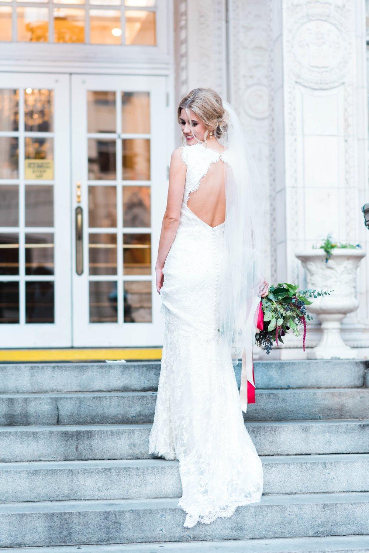 BRIDALS| MATT & MEGAN | CAREY WEDDING | B&A WAREHOUSE | ST. FRANCIS XAVIER