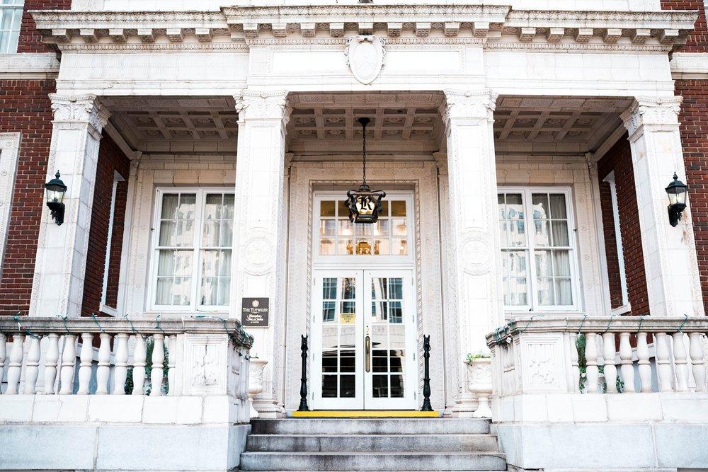 THE TUTWILER HOTEL | MATT & MEGAN | CAREY WEDDING | B&A WAREHOUSE | ST. FRANCIS XAVIER