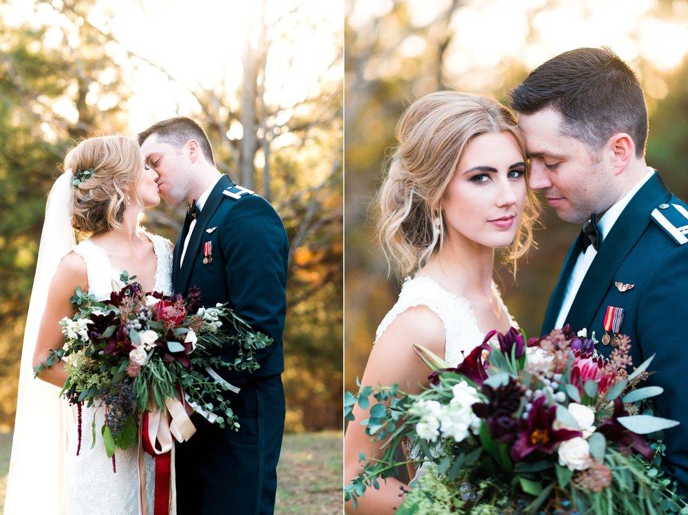 BRIDE & GROOM | MILITARY WEDDING| MATT & MEGAN | CAREY WEDDING | B&A WAREHOUSE | ST. FRANCIS XAVIER