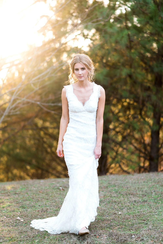 BRIDE IN LACE GOWN | MATT & MEGAN | CAREY WEDDING | B&A WAREHOUSE | ST. FRANCIS XAVIER
