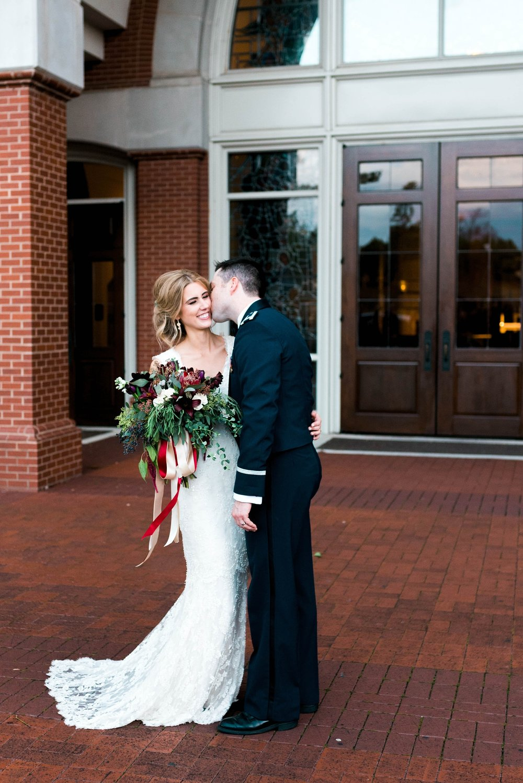 BRIDE & GROOM | MILITARY WEDDING | MATT & MEGAN | CAREY WEDDING | B&A WAREHOUSE | ST. FRANCIS XAVIER