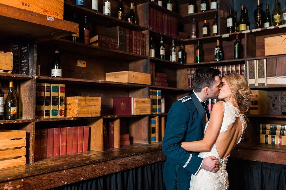 BRIDE & GROOM PORTRAITS| MATT & MEGAN | CAREY WEDDING | B&A WAREHOUSE | ST. FRANCIS XAVIER