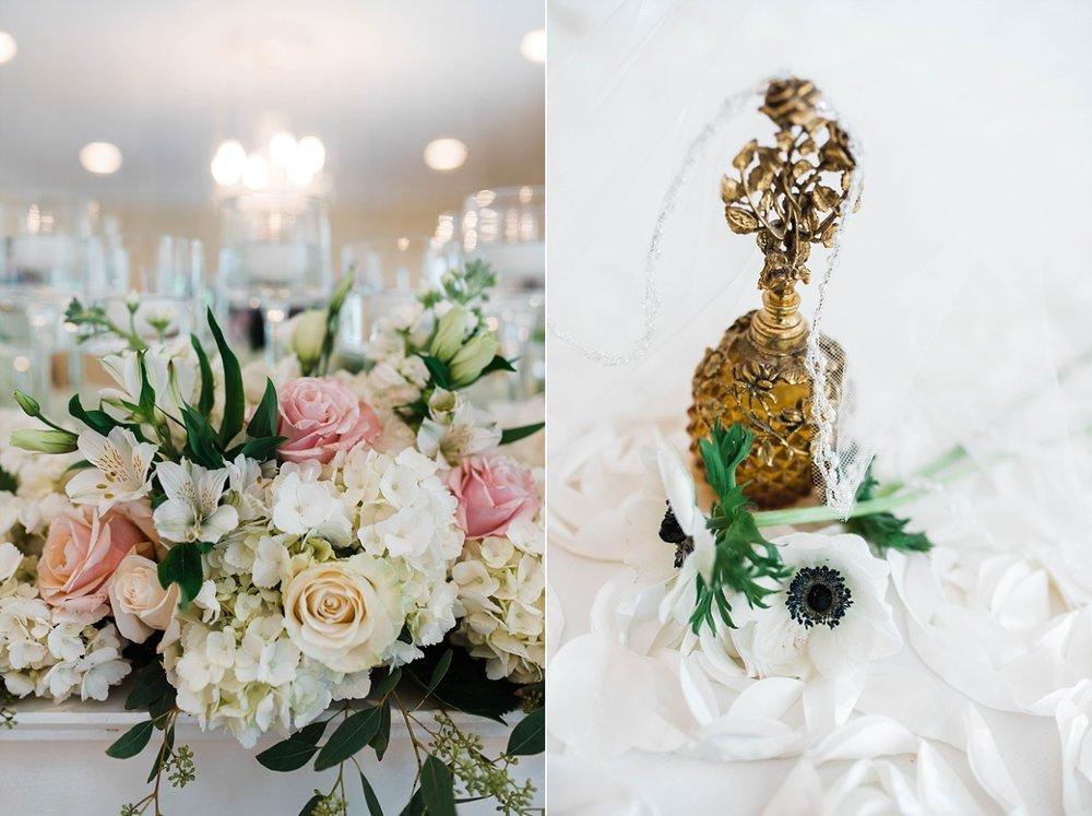ELEGANT SPRING WEDDING AT THE SONNET HOUSE | TJ & SHELBY | JOHNSON WEDDING