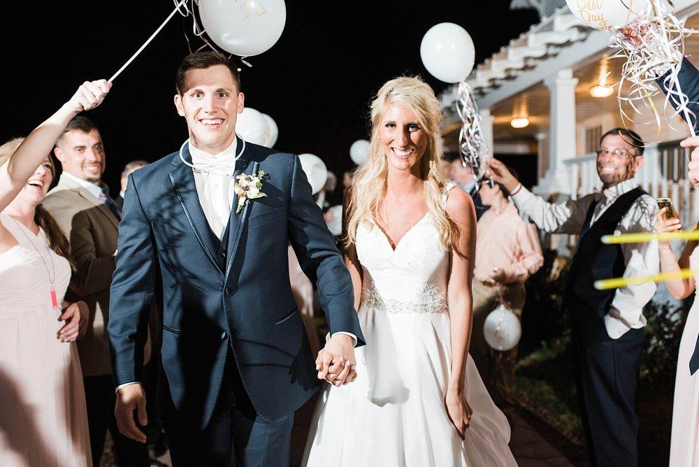ELEGANT SPRING WEDDING & RECEPTION AT THE SONNET HOUSE | TJ & SHELBY | JOHNSON WEDDING