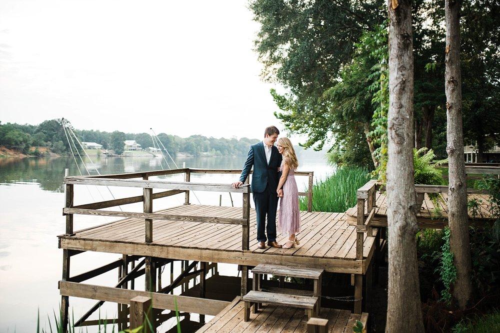 CONNOR & KATHERINE | SELMA, AL ENGAGEMENT