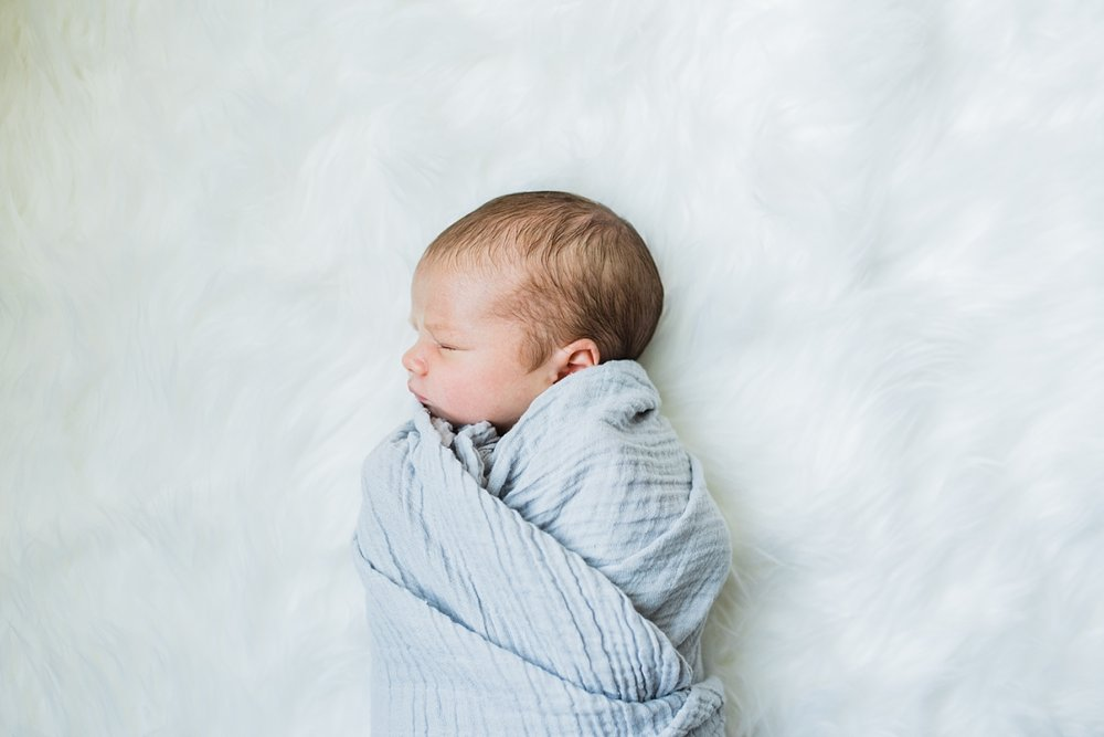 SEABROOK FAMILY | NEWBORN LIFESTYLE SESSION