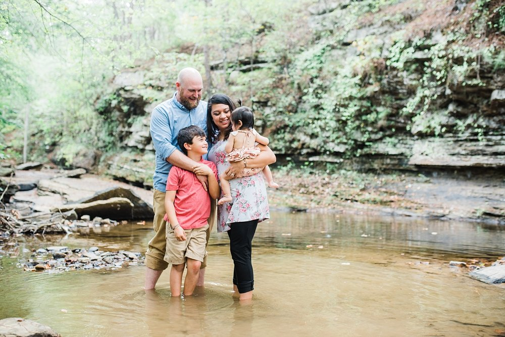 ALLEN FAMILY | OUTDOOR FAMILY SESSION IN SPRINGVILLE, AL
