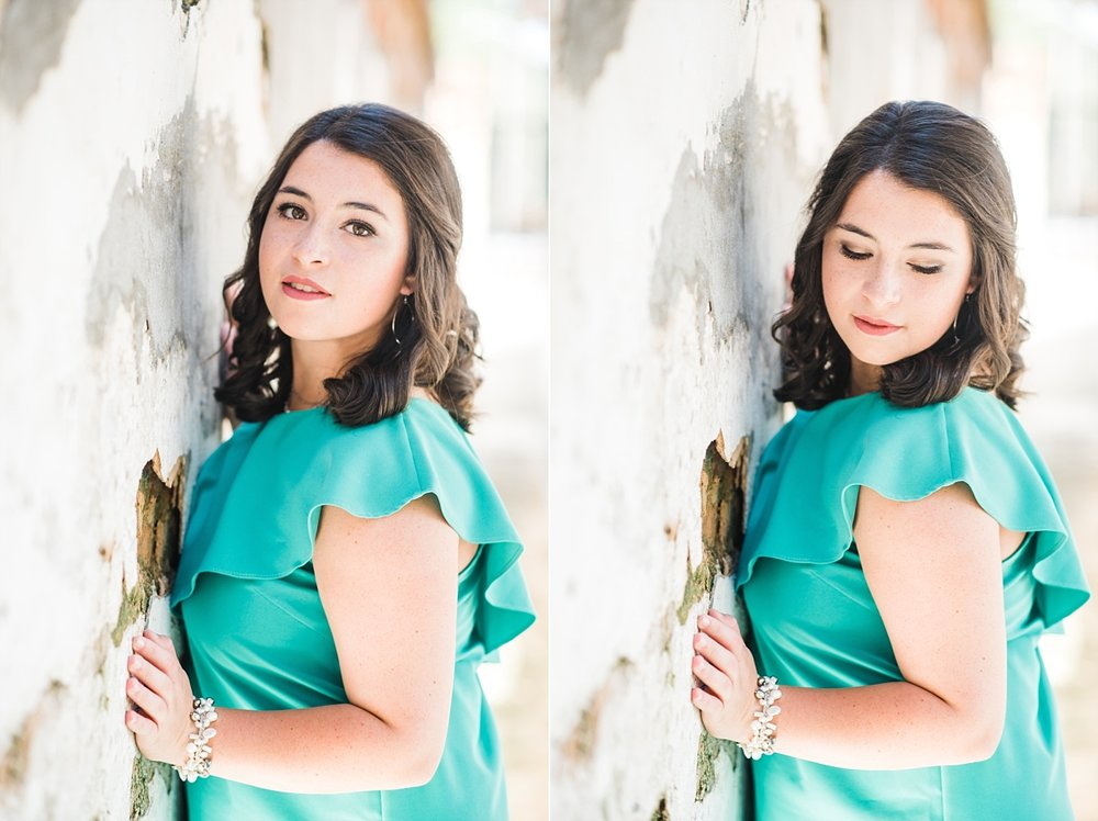 LYDIA COWLEY | SENIOR PORTRAITS IN SPRINGVILLE, AL | LAURA WILKERSON PHOTOGRAPHY|