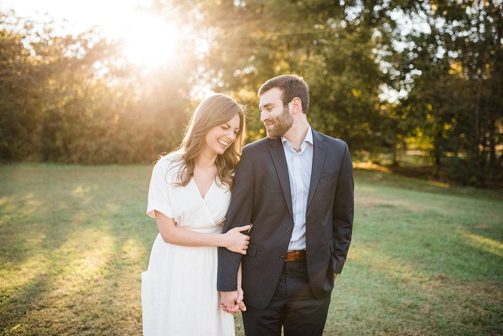 ADDISON AND LAUREN | FALL ENGAGEMENT SESSION | SPRINGVILLE, AL | | LAURA WILKERSON PHOTOGRAPHY