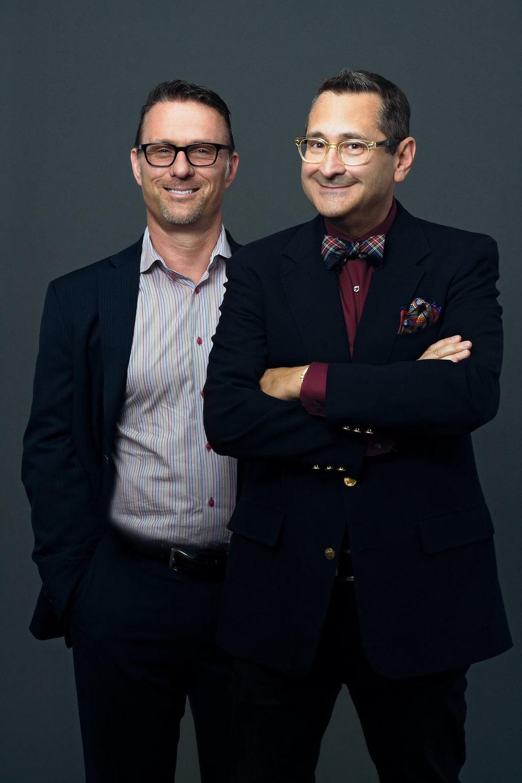 Ronald Shore & David Hitt
