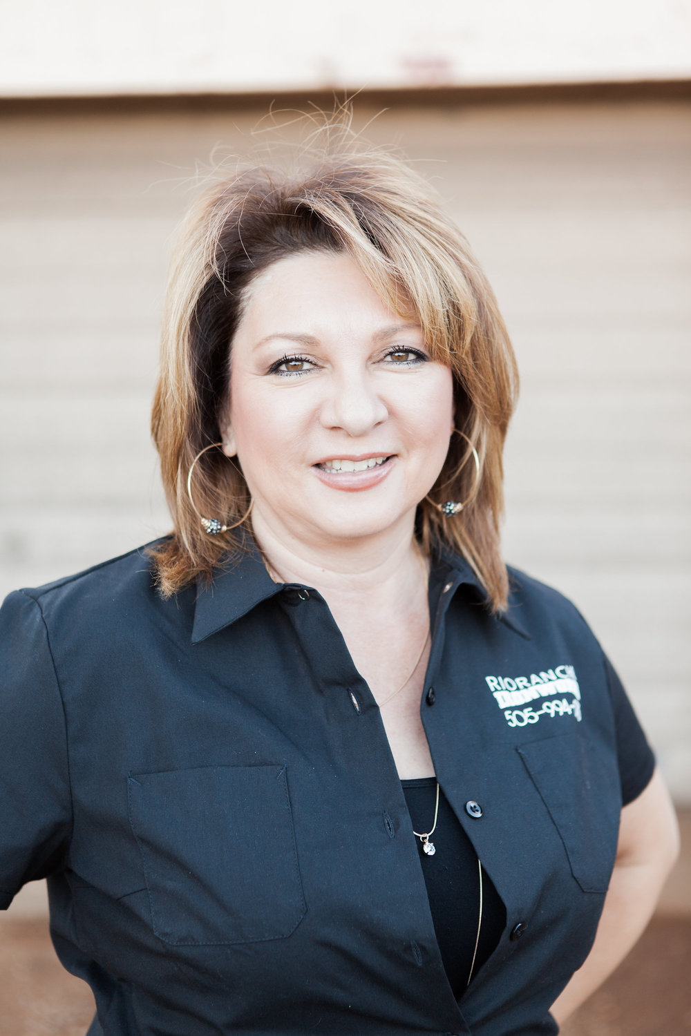 "Sharon (Ed's wife) helps out as much as possible, As the kids like to say ""Mom helps put out the fires"" aside from putting out fires Sharon is an integral part of rioranchoironworks maintaining business relations with clients and networking."