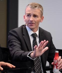 Coca-Cola's Ivan Pollard