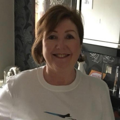 MARIAN WATERHOUSE - Marian lost both her parents to cancer, firstly her mother to lung cancer in 1986 and more recently, her father to oesophageal carcinoma in June 2017.