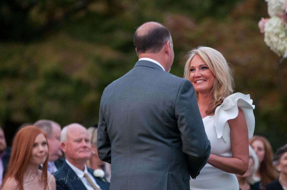 McKinney Texas Golf Club Wedding Photography