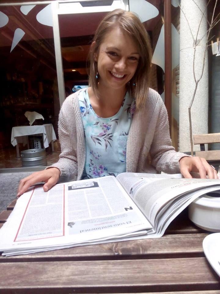 Jocelyn Courtney,Project Lead:Talent Talks