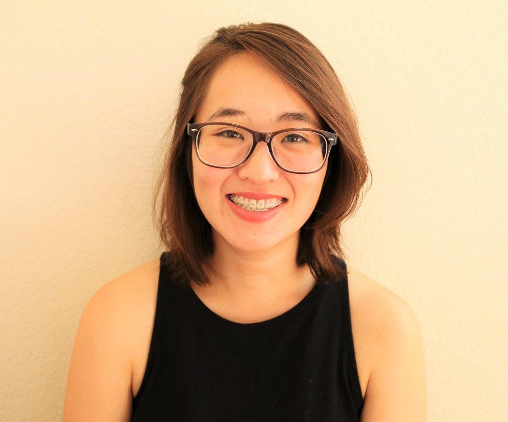 Sharon Hong, Research Associate