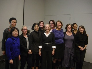 Breast Cancer Over Time Steering Committee 2015
