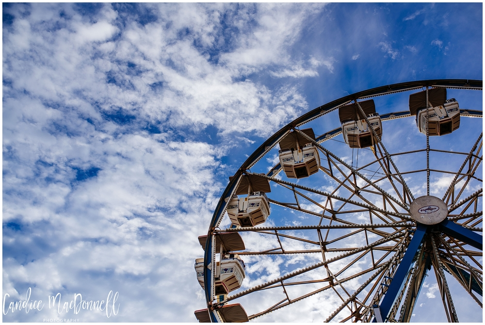 Candice MacDonnell Photography - Hawaii State Fair - Ferris Wheel