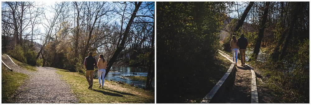 engagement photography in waynesville MO
