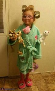 crazy cat lady halloween costume for kids diy cheap easy