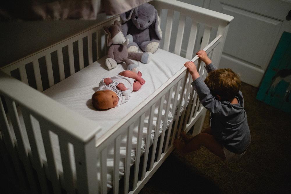 lifestyle newborn photograph waynesville mo