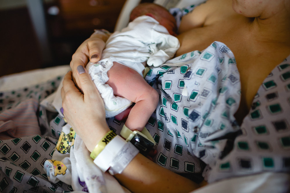 tiny details baby leg foot with hosptial band on fresh 48 photographer waynesville
