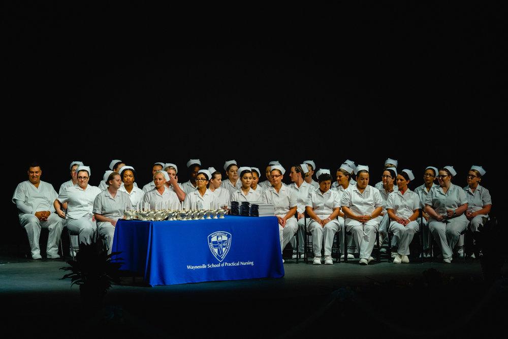 nurses graduation in waynesville mo photography