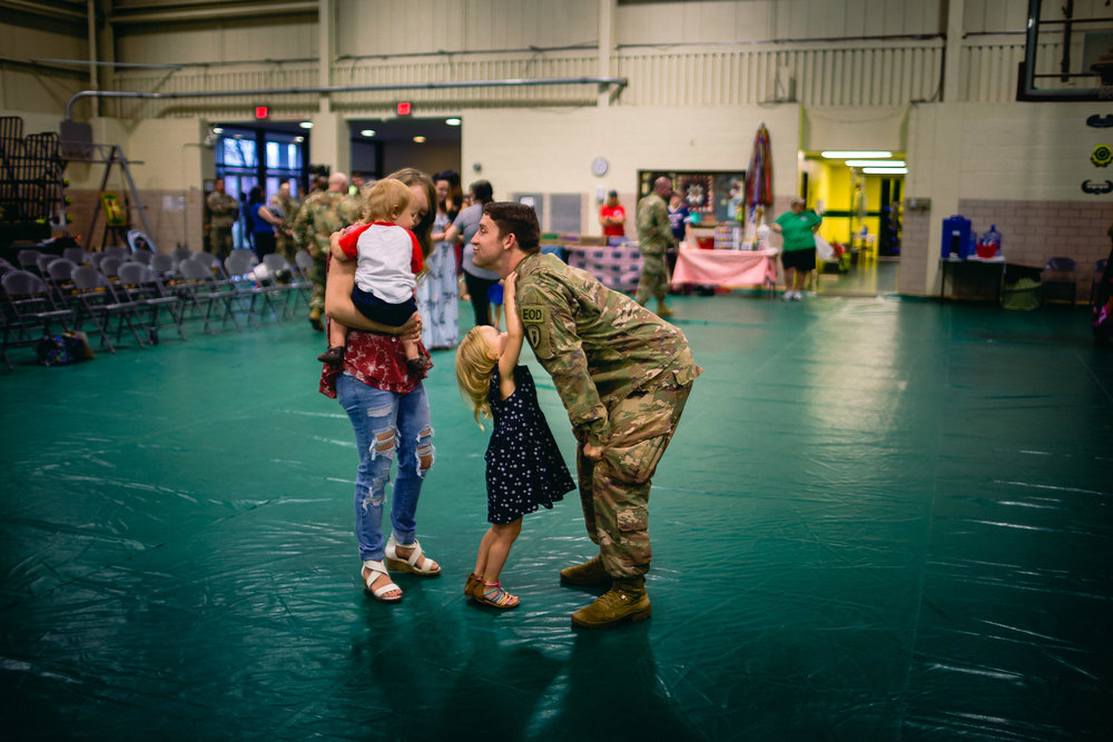 army deployment homecoming photography fort leonard wood missouri