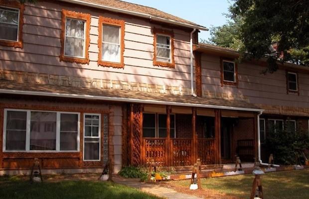 America's Ugliest House