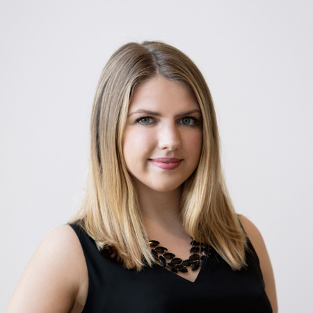 Harriet Goodwin - Program and Events Manager