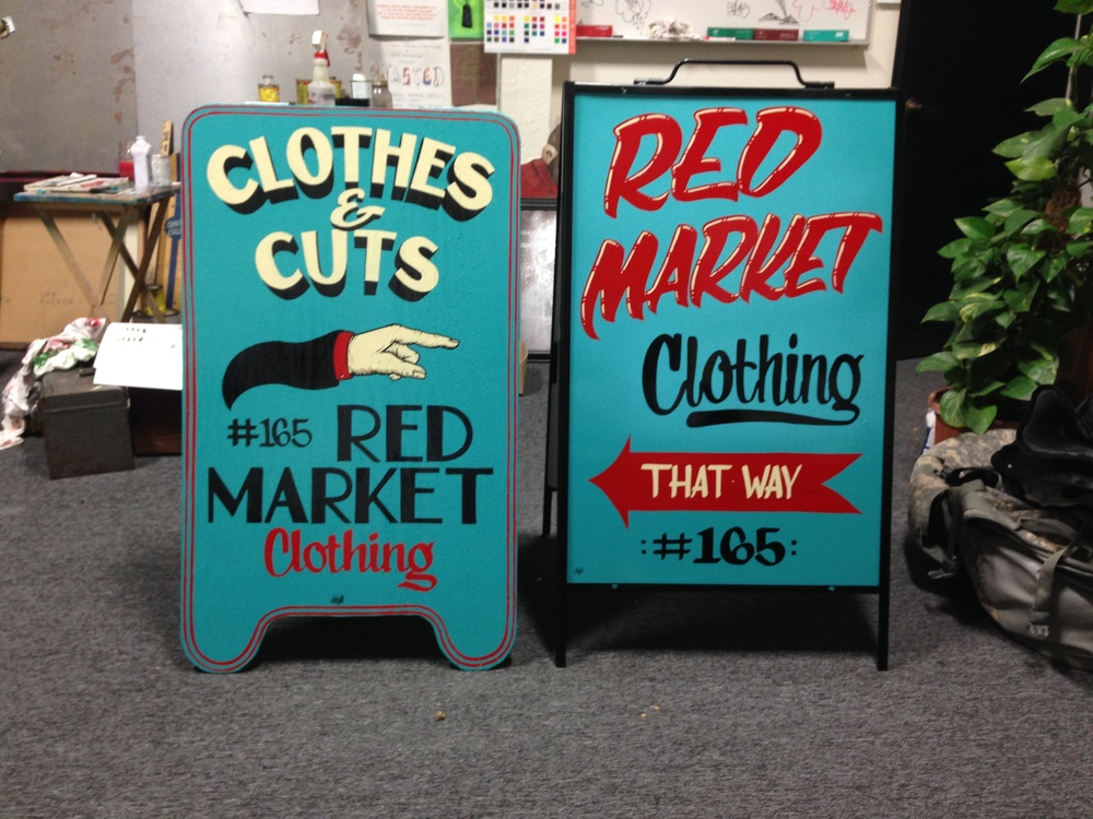 Red Market Clothing