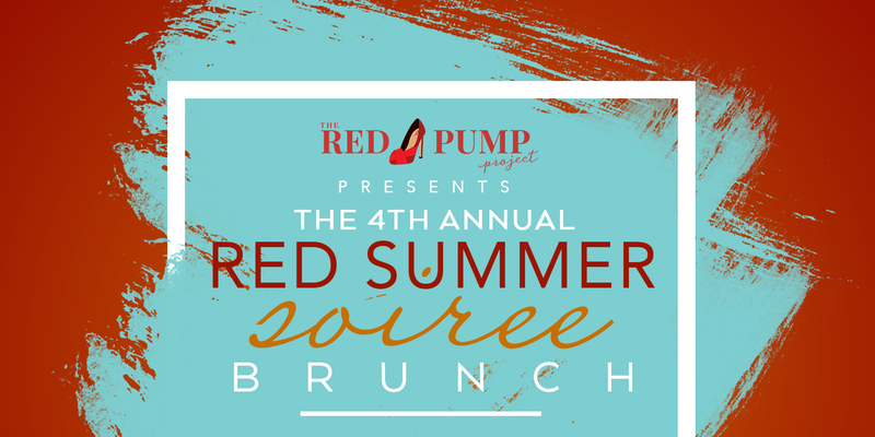 The Red Pump Project, in partnership with CBS Entertainment Diversity, invites you to the 4th annual Red Summer Soirée to be held on Saturday, June 17, 2017, at the Kimpton Mason & Rook Hotel in Washington, DC. The Red Summer Soirée is a benefit brunch, held in commemoration of National HIV Testing Day. This event also serves as a fundraiser that allows Red Pump to continue to do work both online and in four cities to educate women and girls about HIV. Join us for an afternoon of social justice including a brunch buffet, signature cocktails and live entertainment. We will also be honoring Alicia Sanchez Gill and Jennifer Porter for their individual commitment to the fight against HIV/AIDS with our Ultimate Red Pump Rocker Award.