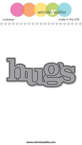 w&w - In a Word: Hugs Cutaways
