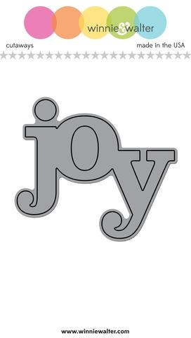 w&w - In a Word: Joy Cutaways
