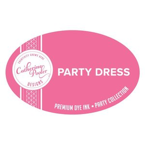 Party Dress Ink Pad and Refill