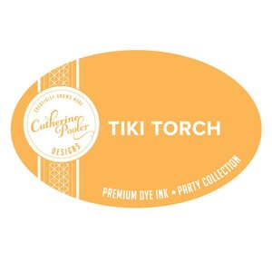 Tiki Torch Ink Pad and Refill