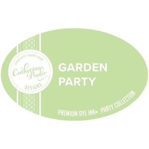 Garden Party Ink Pad and Refill