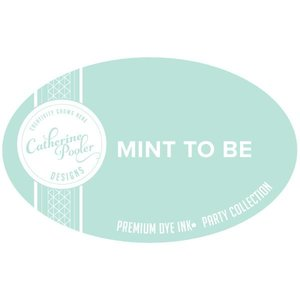 Mint To Be Ink Pad and Refill