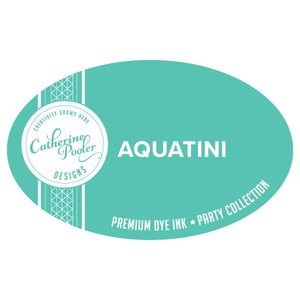 Aquatini Ink Pad and Refill