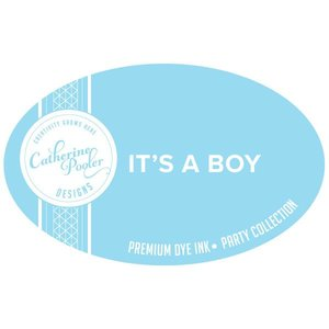 It's A Boy Ink Pad and Refill