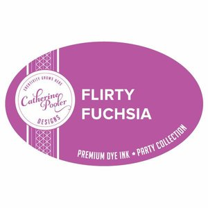 Flirty Fuchsia Ink Pad and Refill