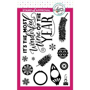 Wonderful Time of the Year Stamp Set
